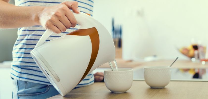 Don't Heat Too Much In Kettle