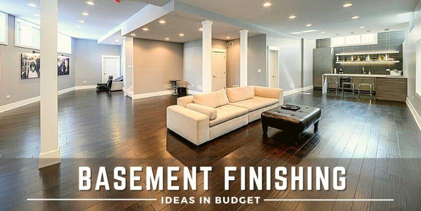 Basement Finishing Ideas in Budget